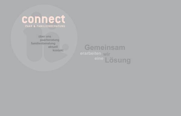 Vorschau von connect-hamburg.de, Connect Paar- und Familienberatung
