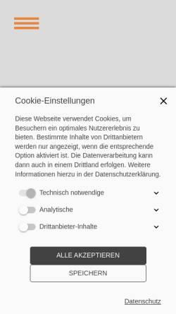 Vorschau der mobilen Webseite psychotherapie-beratung-berlin.de, Paarberatung Berlin