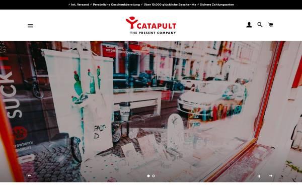 Vorschau von www.catapult.de, Catapult GmbH