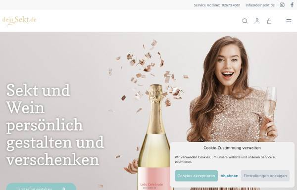 Vorschau von www.deinsekt.de, deinsekt.de, Inh. Andreas Schlagkamp