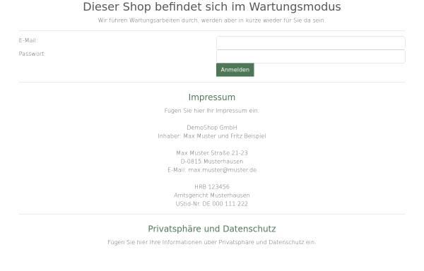 Vorschau von www.geschenke-versandhaus.de, Geschenke Versandhaus, Inh. Volker Lupp