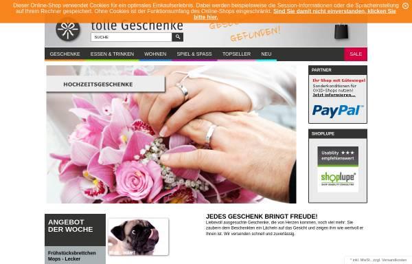 Vorschau von www.tolle-geschenke.com, Ypsilon* - Tanja Schönberger