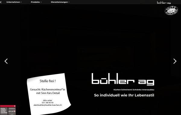Vorschau von www.buehler-kuechen.ch, Bühler AG