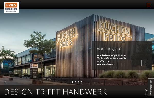 Kuchen Fries Gmbh In Grosswallstadt Kuche Nach Raum Oder Funktion