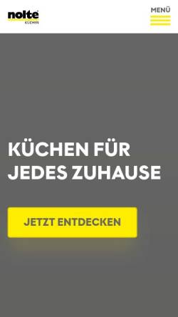 nolte k chen gmbh co kg in l hne k che nach raum oder funktion nolte. Black Bedroom Furniture Sets. Home Design Ideas