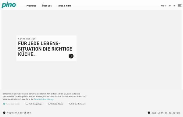 Küchen fabrikverkauf niedersachsen  Pino Küchen GmbH in Coswig/Klieken: Küche, Nach Raum oder Funktion ...