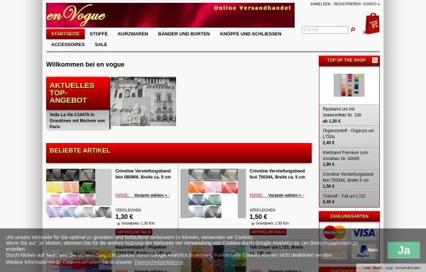 Vorschau von www.envogue-mainz.de, en vogue