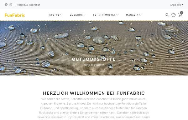 Funfabric.com - Rosa Meyer: Nähen, Handarbeiten funfabric.com