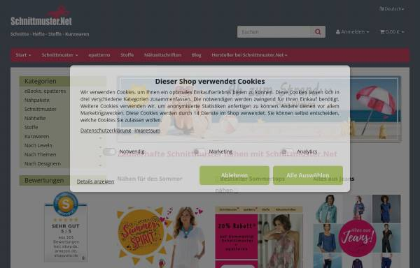 Nathalies Nähkiste: Nähen, Handarbeiten schnittmuster.net