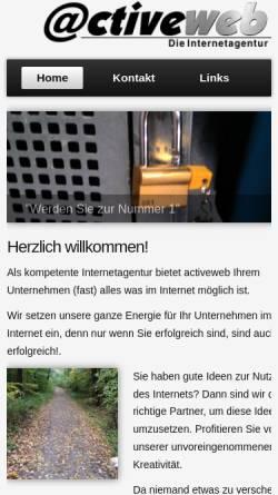 Vorschau der mobilen Webseite www.motorradarchiv.de, Motorrad-Diebstahl-Archiv