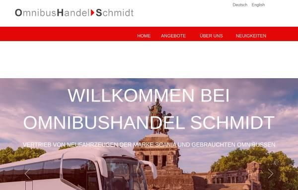Vorschau von www.ohsschmidt.com, Schmidt, Franz