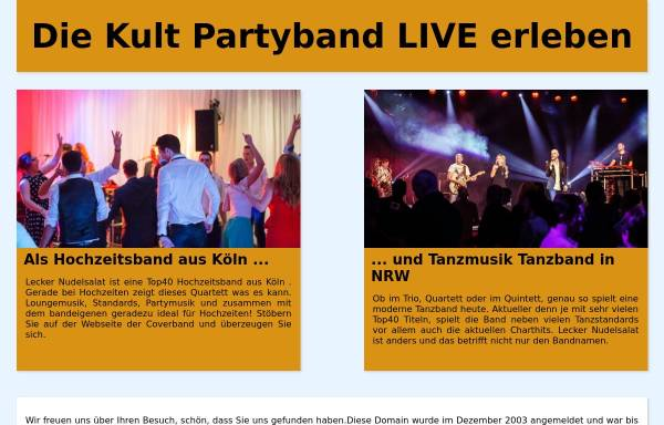 Vorschau von www.dirk-baumbach-live.de, Baumbach, Dirk
