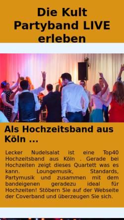Vorschau der mobilen Webseite www.dirk-baumbach-live.de, Baumbach, Dirk