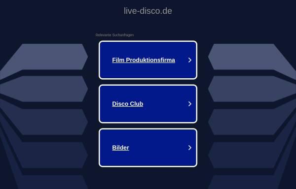 Vorschau von www.live-disco.de, Bochenek, Jack