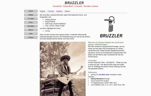 Vorschau von www.bruzzler.com, Bruzzler - Liveband