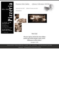 Vorschau der mobilen Webseite www.pazo.de, Cirillo, Michele