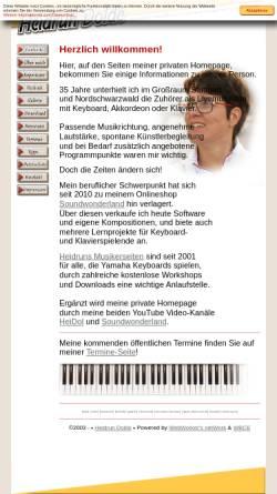 Vorschau der mobilen Webseite heidrun-dolde.de, Dolde, Heidrun
