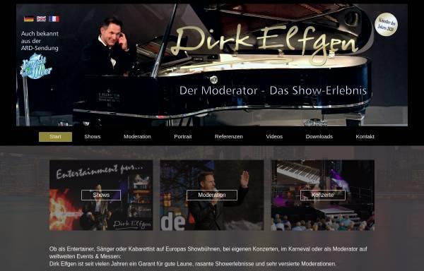Vorschau von www.elfgen.com, Elfgen, Dirk