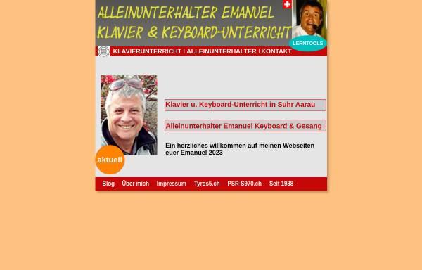 Vorschau von www.emanuel-musiker.ch, Emanuel