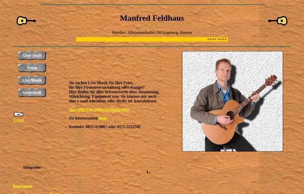 Vorschau von www.pleitkultur.de, Feldhaus, Manfred