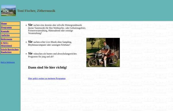 Vorschau von fischertoni.de, Fischer, Toni