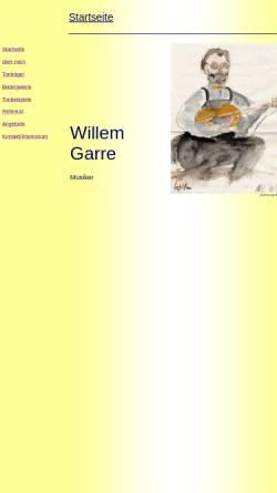 Vorschau der mobilen Webseite www.ewetel.net, Garre, Willem