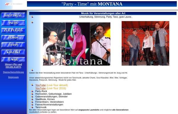 Vorschau von montana-uwe.de, Montana Uwe