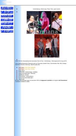 Vorschau der mobilen Webseite montana-uwe.de, Montana Uwe
