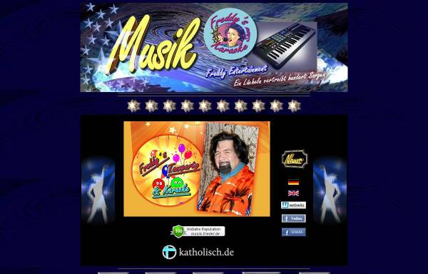 Vorschau von www.musik-friedel.de, Musik Friedel