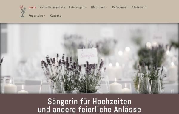 Vorschau von www.sonja-vocals.com, Posmik, Sonja