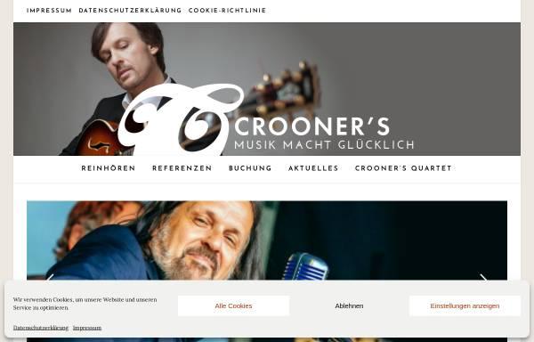 Vorschau von www.crooner.de, Ralph Durst. Crooner.