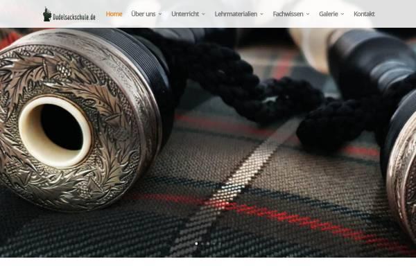 Vorschau von www.highland-piper.de, Rech, Jürgen