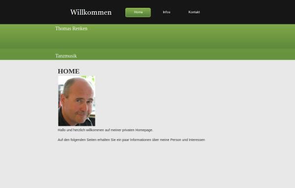Vorschau von www.thomas-renken.de, Renken,Thomas