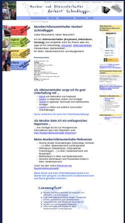Vorschau der mobilen Webseite www.musitala.at, Schindlegger, Norbert