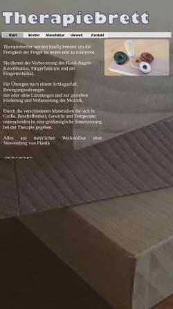 Vorschau der mobilen Webseite thomasschmid.bplaced.net, Schmid, Thomas