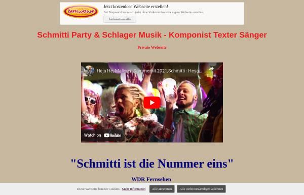 Vorschau von schmitti-karneval.beepworld.de, Schmitti