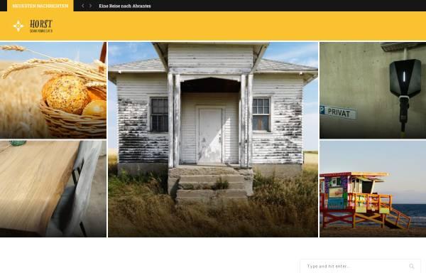 Vorschau von www.horst-schoenwaelder.de, Schönwälder, Horst
