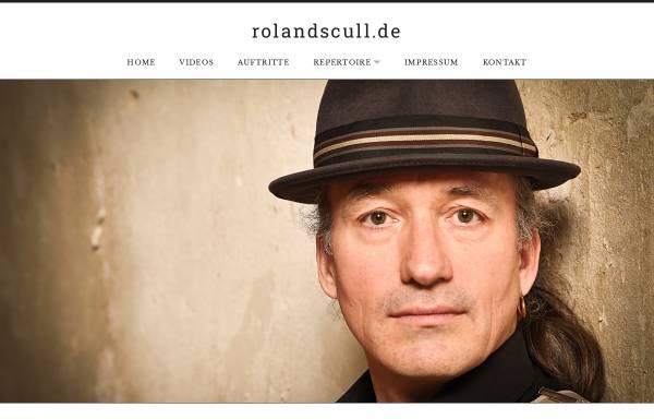 Vorschau von www.rolandscull.de, Scull, Roland