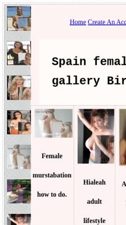 Vorschau der mobilen Webseite www.new-voices.net, Stimmenimitator