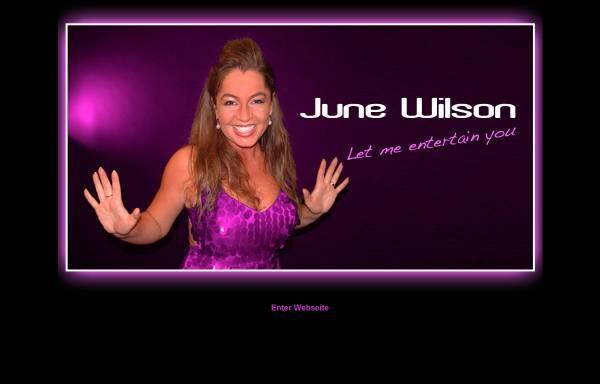 Vorschau von www.junewilson.de, Wilson, June