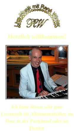 Vorschau der mobilen Webseite www.renewinter.de, Winter, Rene