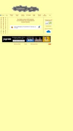 Vorschau der mobilen Webseite www.kublikon.de, Kublikon Computerlexikon