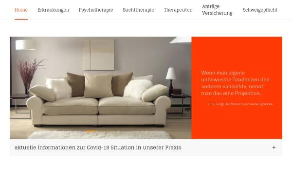 Vorschau von www.psychoanalyse.com, Psychoanalyse.com