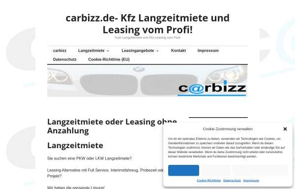 Vorschau von www.langzeitmiete-leasing.de, Peuker, Burkhard