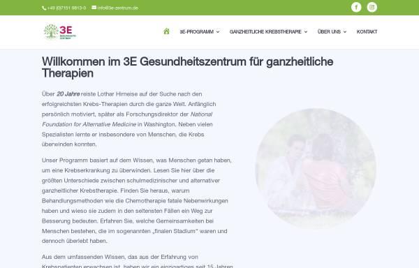 Vorschau von www.3e-zentrum.de, 3E-Zentrum