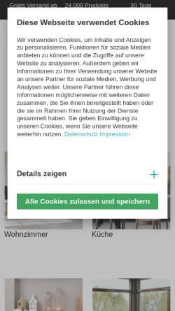Vorschau der mobilen Webseite www.artvoll.de, Artvoll.de,Frank Weber
