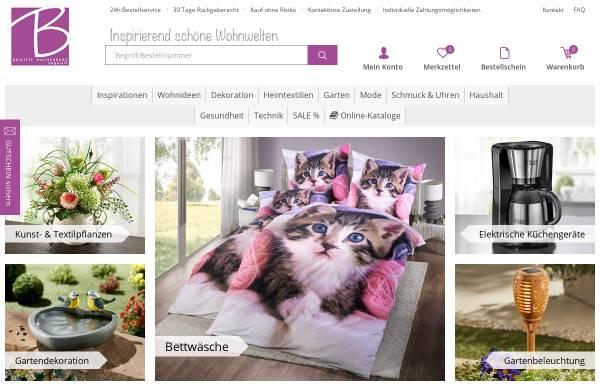 Brigitte Geschenke Gmbh Haus Und Garten Onlineshops Brigitte