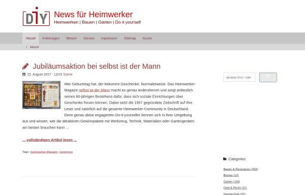 Vorschau von www.diy-link.de, DIY-Link.de