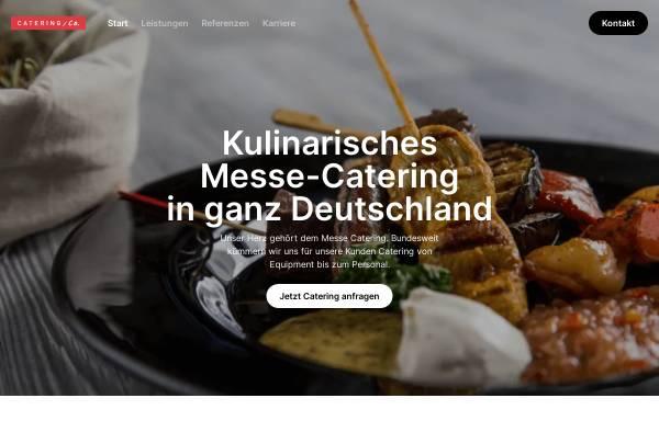 Vorschau von www.catering-co.de, Catering Company Deutschland GmbH
