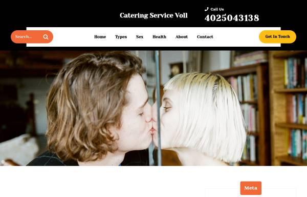 Vorschau von www.catering-service-voll.de, Catering Service Voll